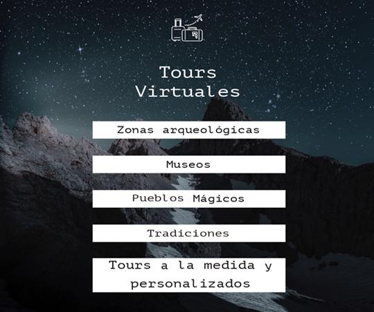 Tours Virtuales
