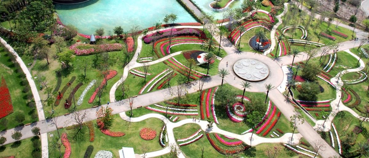 Jardines de m xico tours cdmx for Budas grandes para jardin
