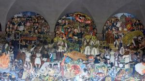 Murales de Palacio Nacional
