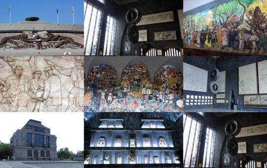 Tras Diego Rivera