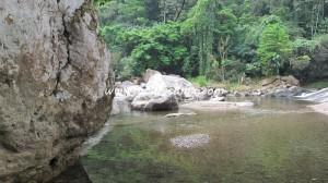 Cascada de las Hamacas